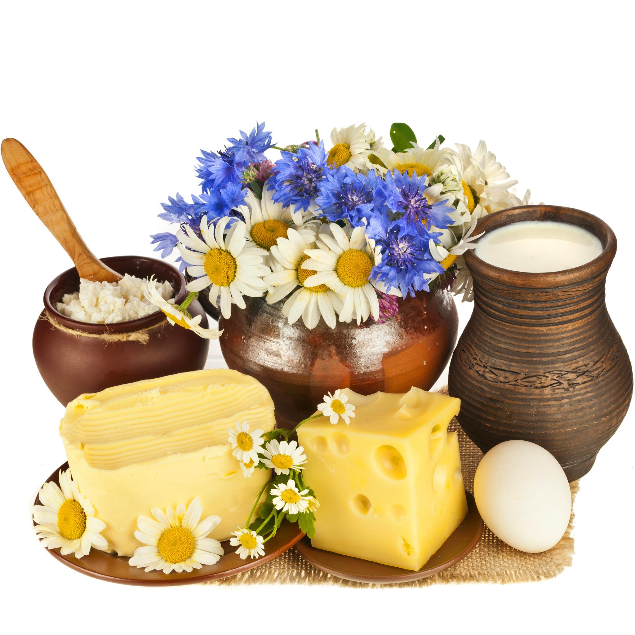 Zuivel, kaas & eieren